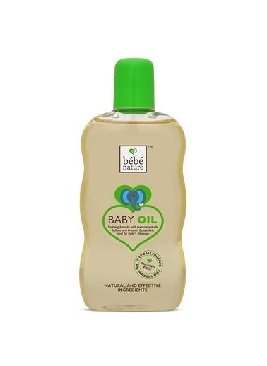 Bebe Bebe Nature Baby Oil 120 ML Renksiz